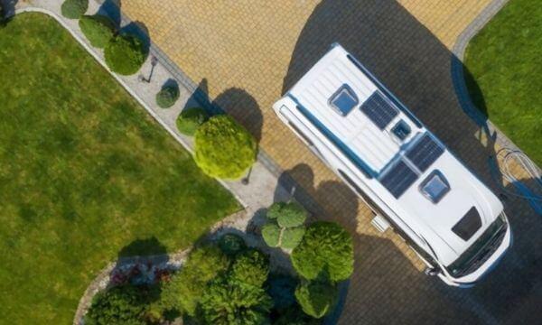 Solar Panels for Camper Van